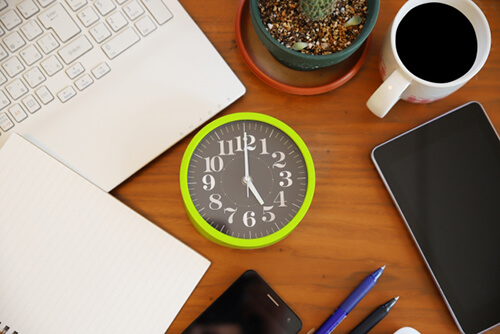 残業させたときは、休憩時間を取る必要がある?